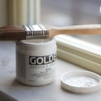 What is Gesso? ماهو الجيسو؟