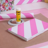 اصنعي بنفسك دفتر للرسم DIY: mixed media journal